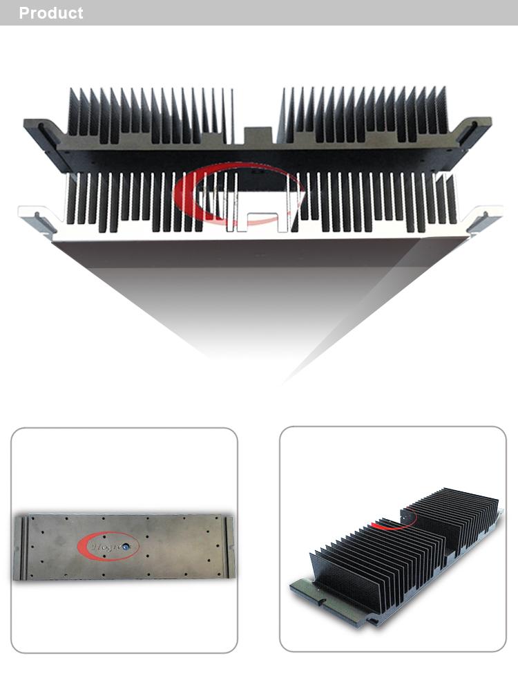 China led modular street light heat sinkWith Promotional Price