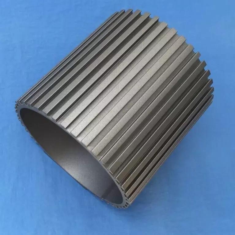 100% tested large aluminum heat sink