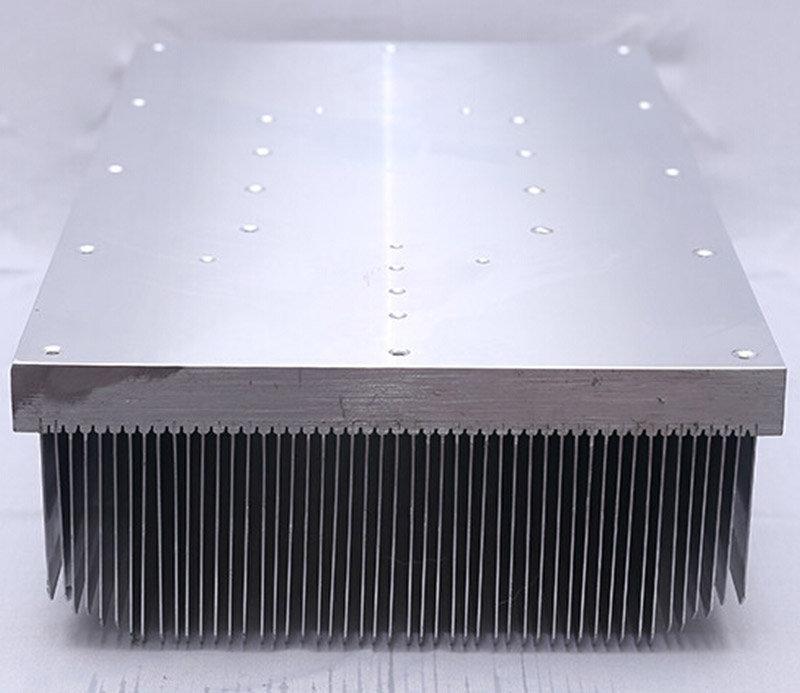 Online Shopping Silver aluminum heat sink extrusion