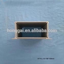 Good quality aluminum LED module radiator