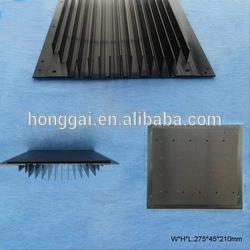 Hot product aluminium cpu heat sink with good quality
