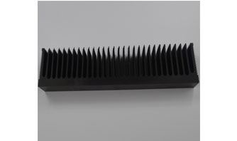 How to produce aluminum heat sink with good heat dissipation effect?