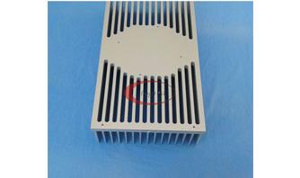 Extrusion Aluminum Heat Sink