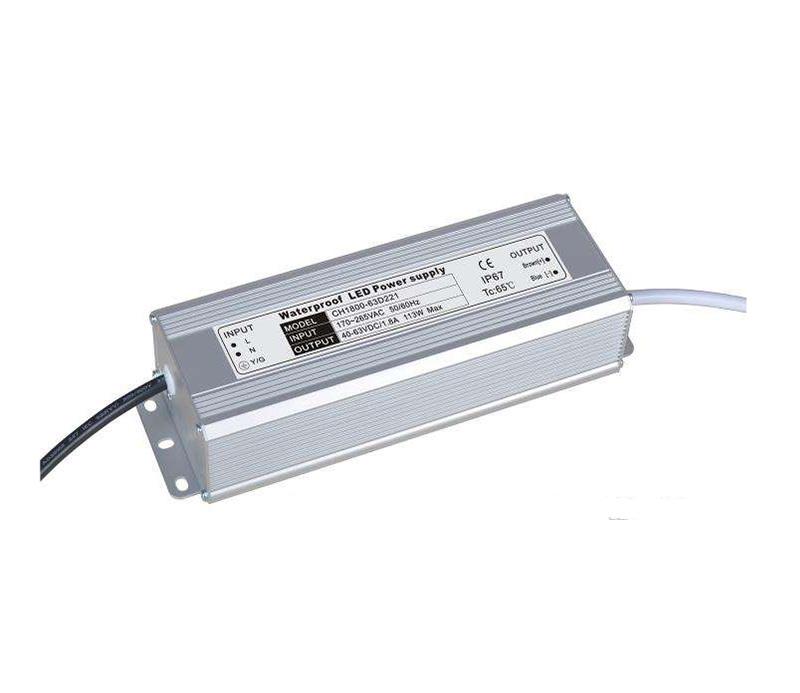 LED power supply aluminum extruded box