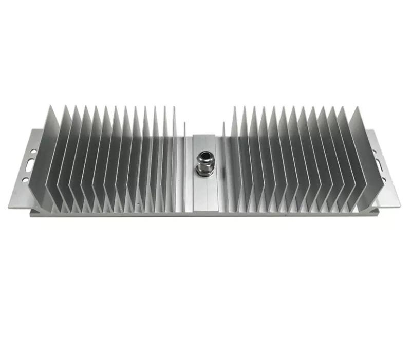 Aluminum extrusion large 500mm heatsink