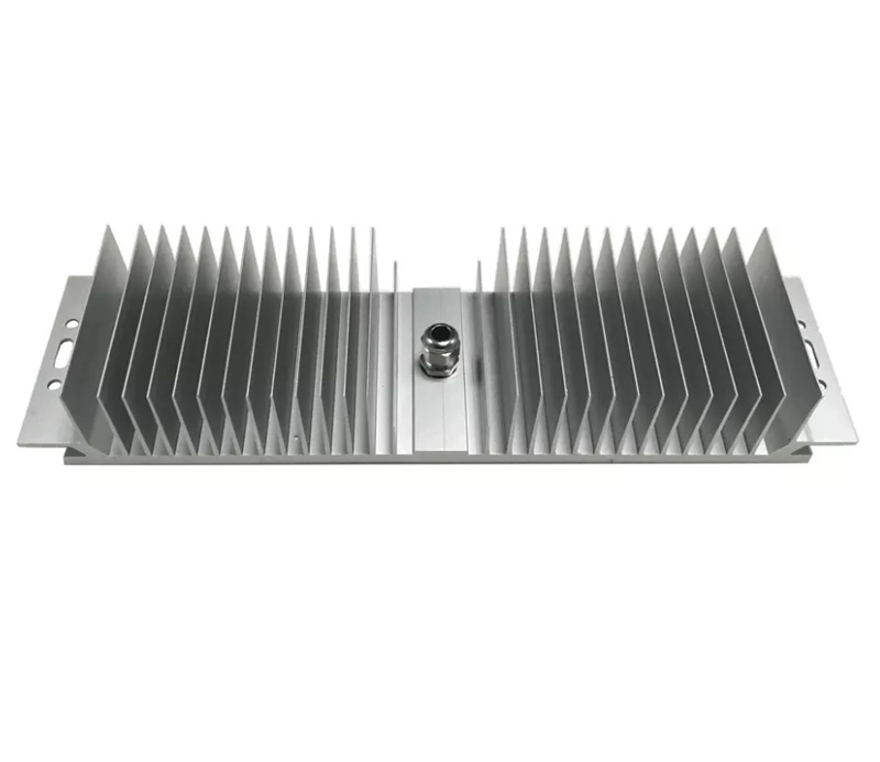 Aluminum extrusion large 500mm heatsink