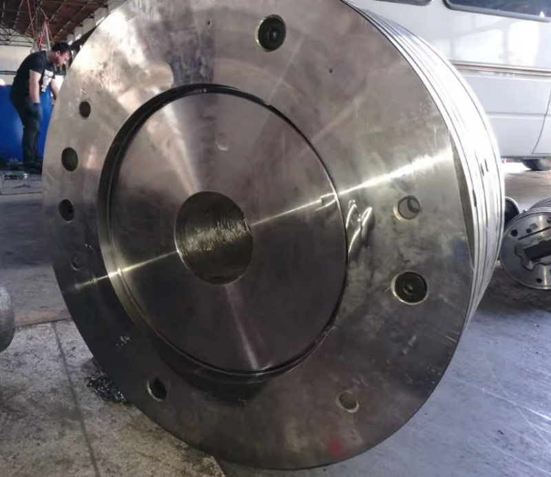 Hot extrusion mould/dies used for extrusion aluminum profiles heat sink