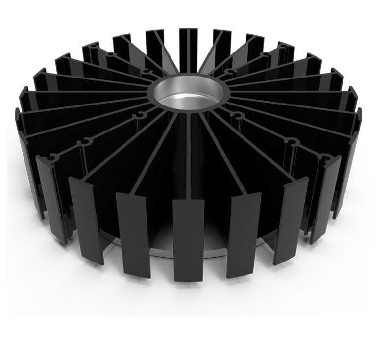 Chinese supplier aluminium 40W led high bay led heat sink