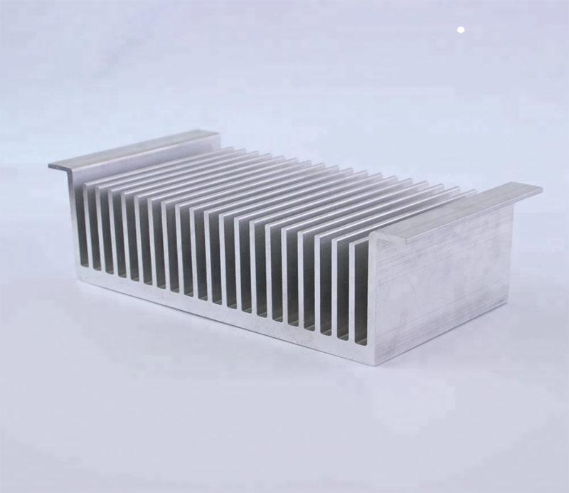 Aluminium Extrusion passive heat sink for LED Street Light
